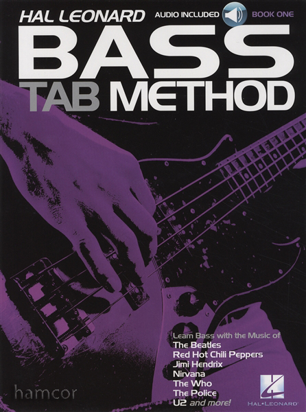 The Who Bass Tab Book