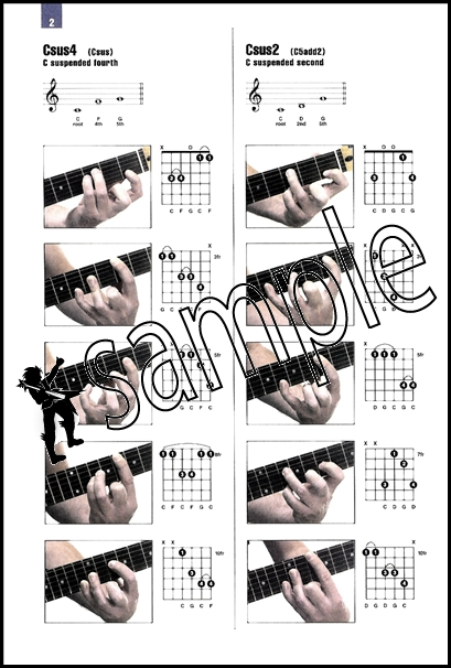 Guitar Chords Deluxe Hamcor