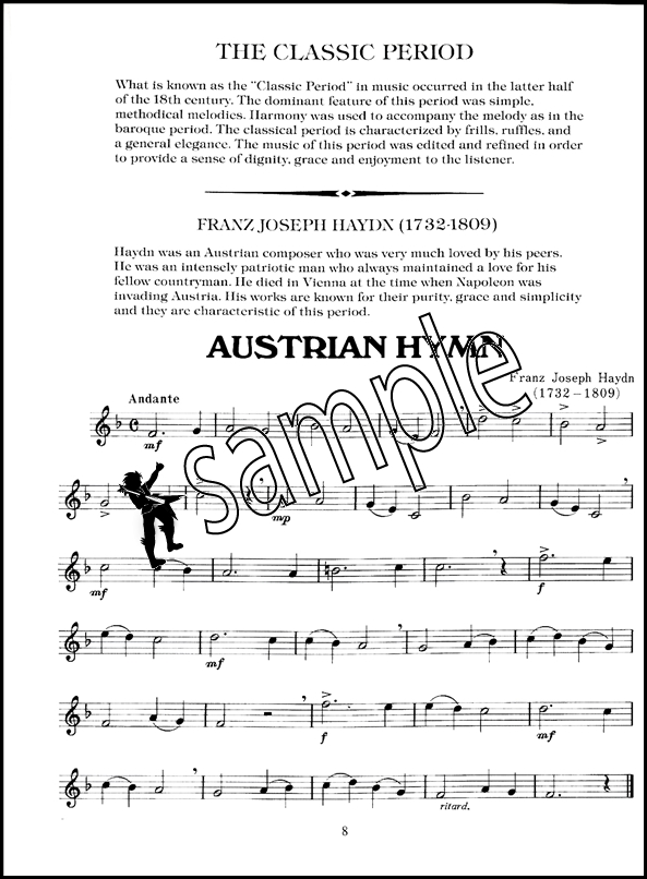 classical period music notes