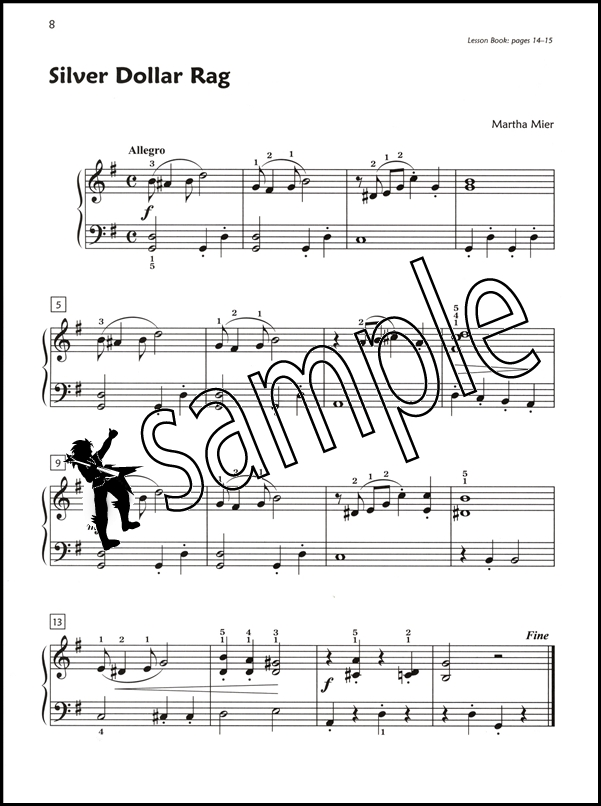 Piano jazz piano sheet music for beginners : Alfreds Premier Piano Course Jazz Rags & Blues 3 | Hamcor