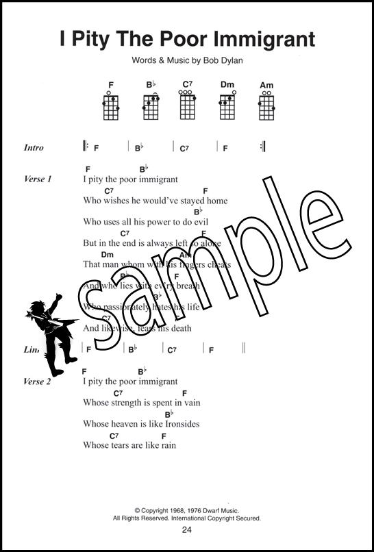 Ukulele 4 chords ukulele songs : The 5 Chord Songbook of Great Ukulele Songs | Hamcor
