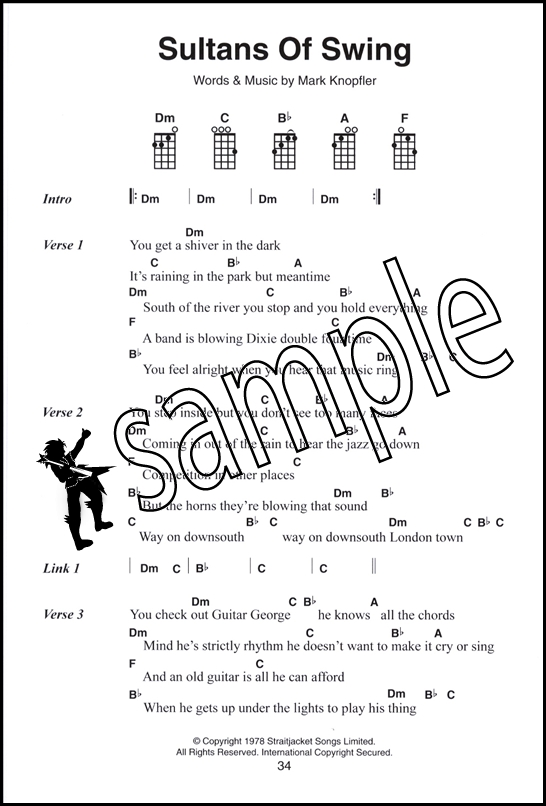 The 5 Chord Songbook Of Great Ukulele Songs Hamcor