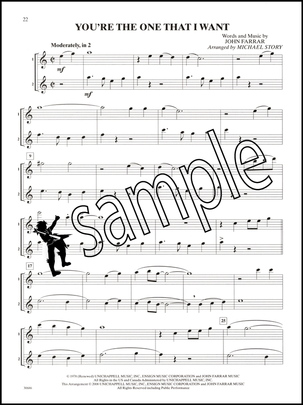 Pop Duets For All Flutepiccolo Hamcor