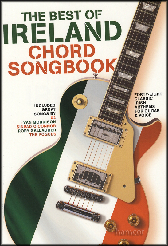 The Best of Ireland Chord Songbook Guitar Chord Song Book | eBay