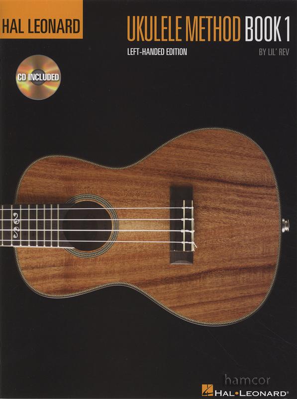 hal leonard ukulele method book 1 pdf