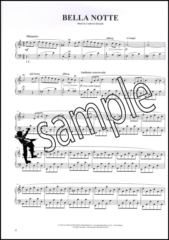 ludovico einaudi sheet music book pdf