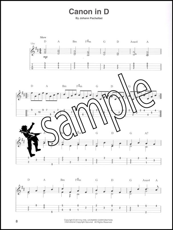 Mario Fingerstyle Tab Ukulele - 0425