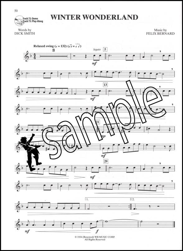 Ultimate Christmas Instrumental Solos Trumpet Bookmp3 Cd: 2nd Trumpet Sheet Music Sleigh Ride Instrumental At Alzheimers-prions.com
