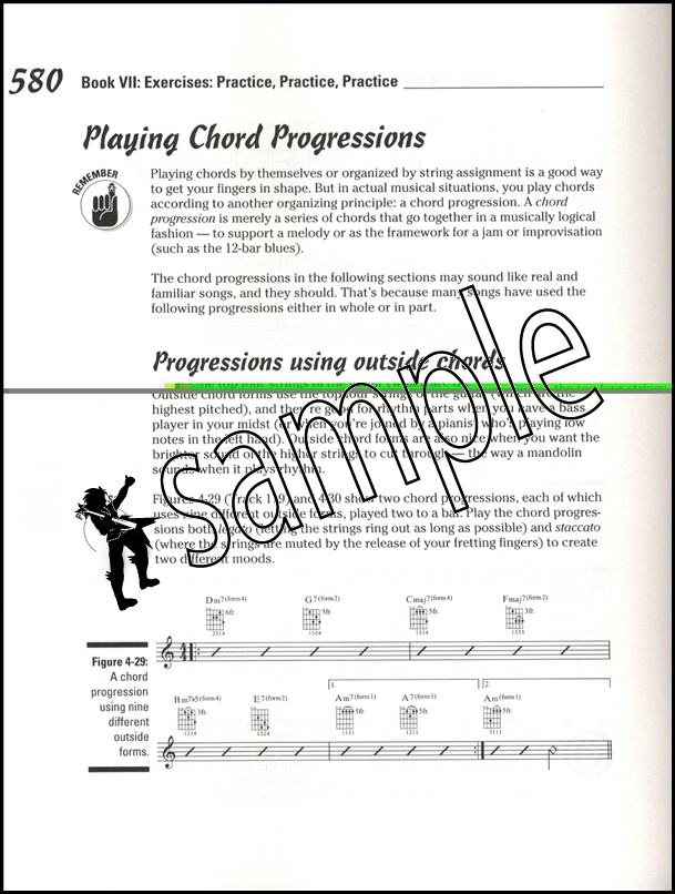 Guitar All-In-One for Dummies 2nd Edition Book/Audio | Hamcor