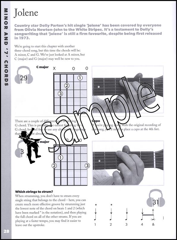 Restart Guitar Bookaudio Hamcor