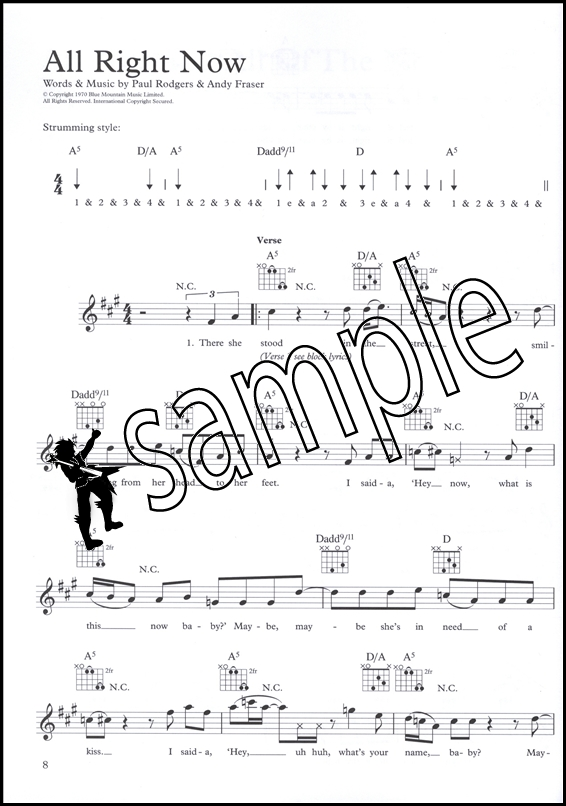 The Complete Guitar Player Rock Songbook 50 Classic Songs Chords ...