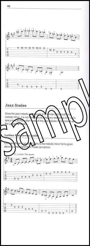 Guitar Case Scale Book | Hamcor