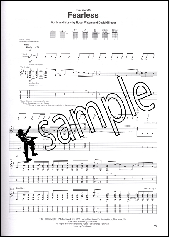 pink floyd wish you were here guitar tab pdf