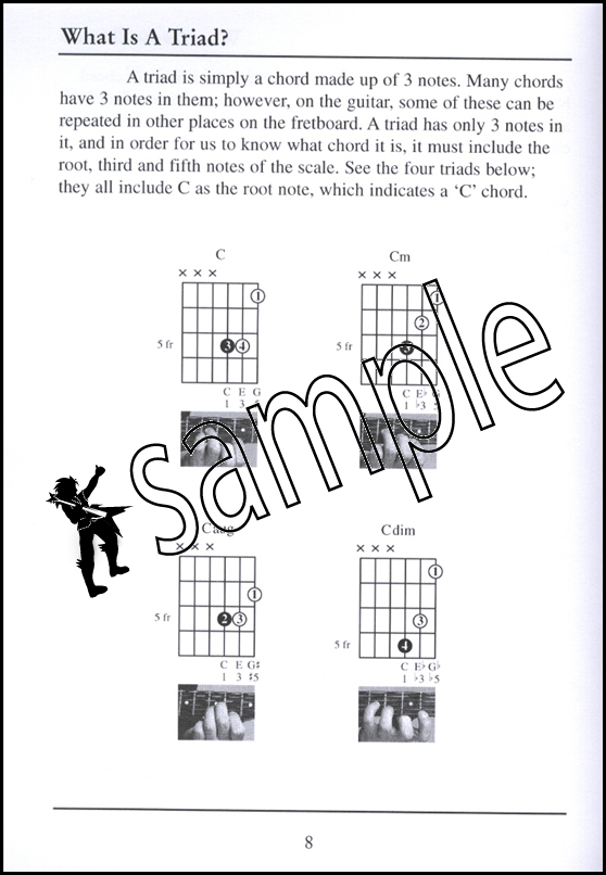 The Little Book of Chords for Guitar | Hamcor