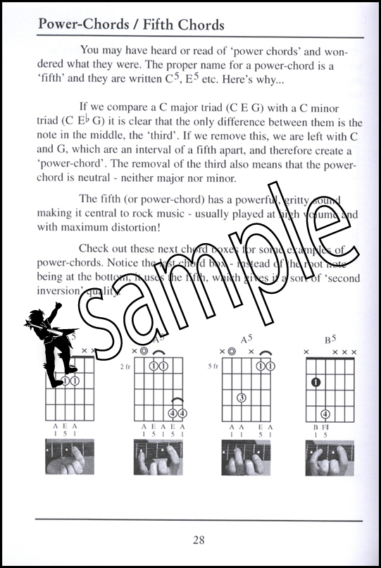 The Little Book of Chords for Guitar A Complete Guide to Structures ...