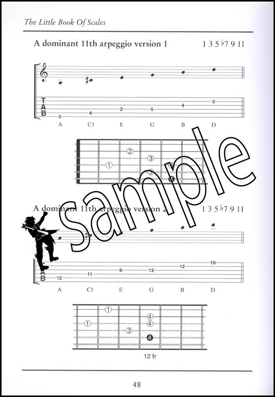 GUITAR SCALES AND ARPEGGIOS EPUB