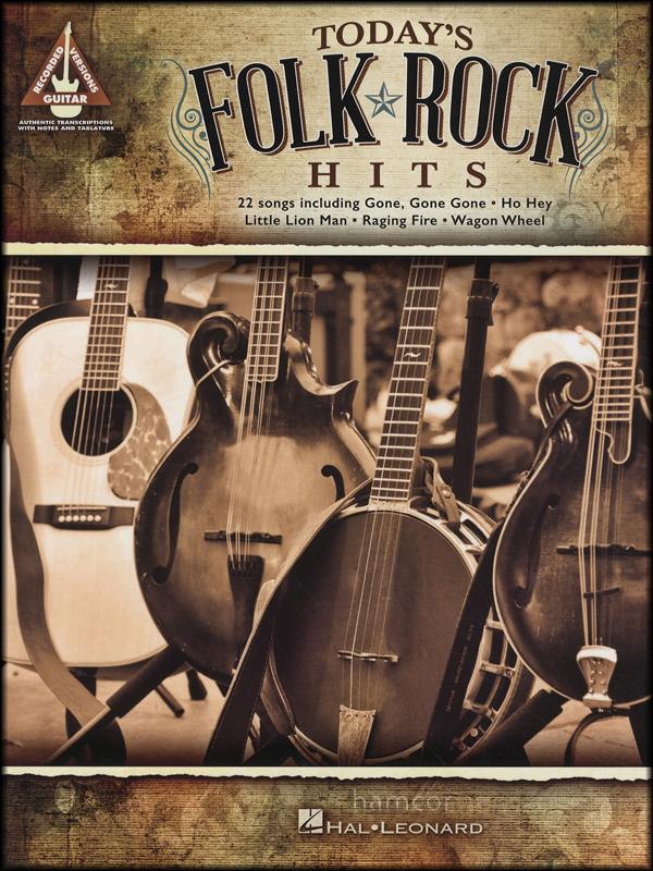 Todays Folk Rock Hits Hamcor