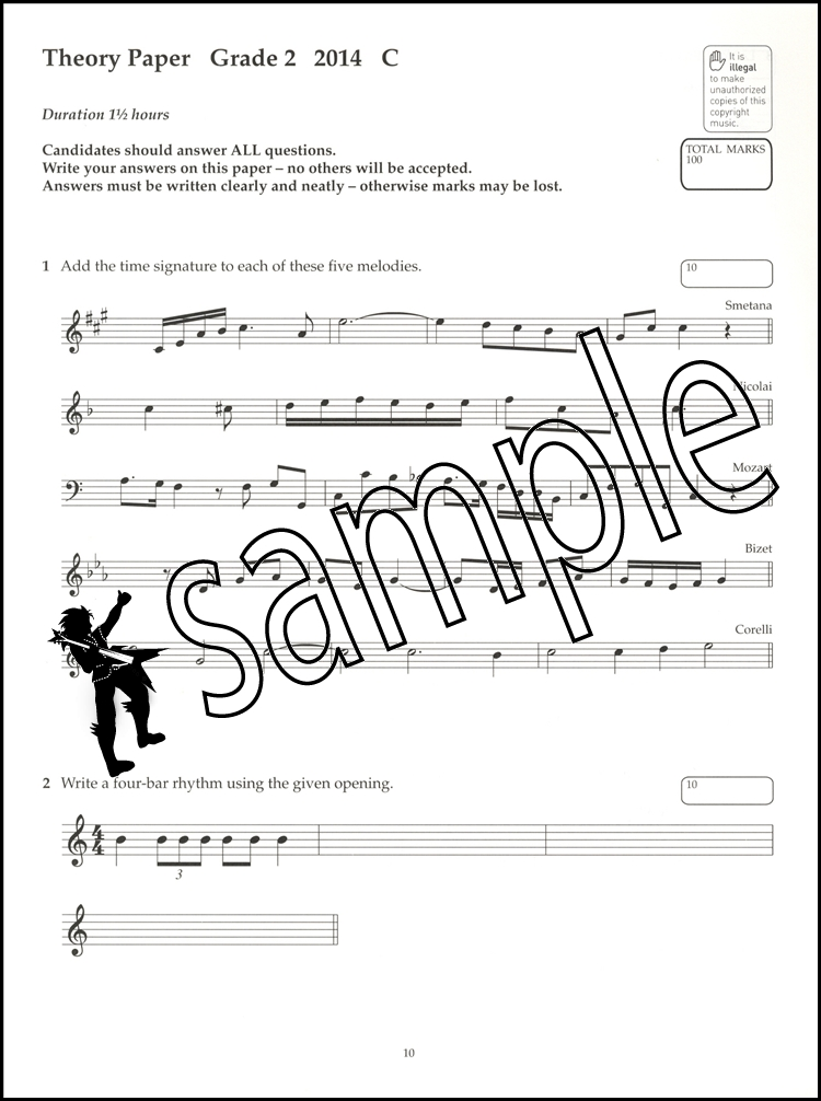 Image Result For Abrsm Music Theory In Practice Answers