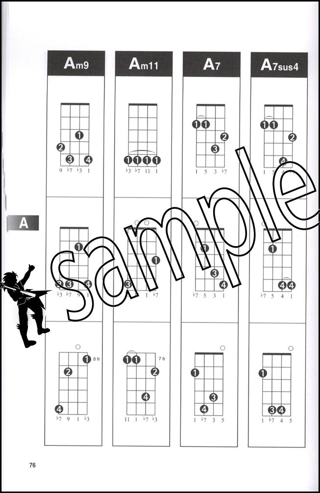Mandolin Chord Finder A5 Edition Chord Book OVER 1000 CHORDS ...