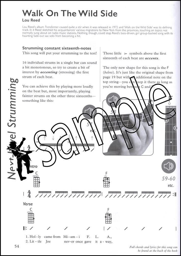 The Complete Ukulele Player Bookaudio Hamcor