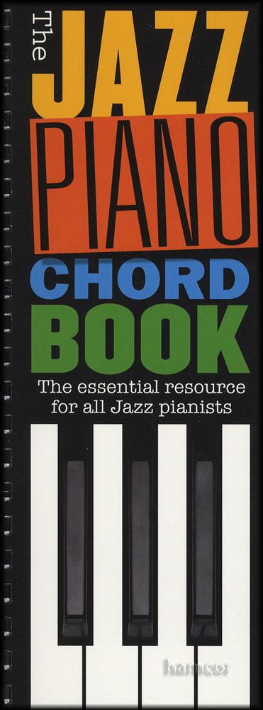 The Jazz Piano Chord Book Hamcor