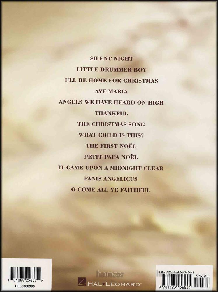 Josh Groban Noel PVG | Hamcor