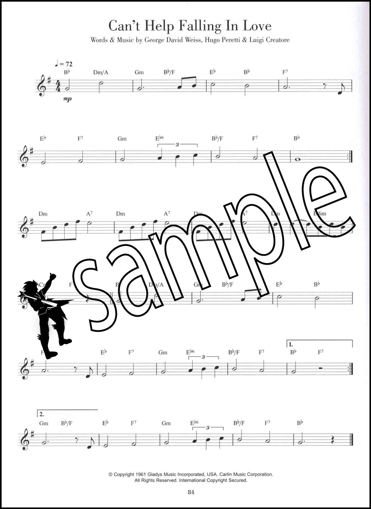 Great Saxophone Solos Beginner to Intermediate Alto Sax Sheet ...