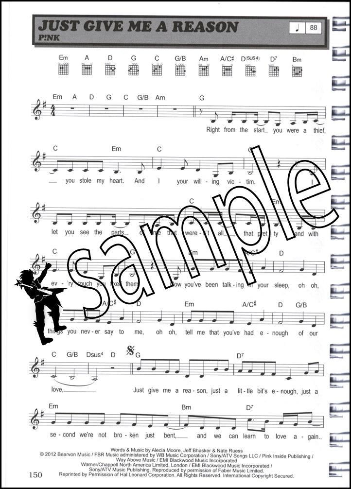 Hit Session Book 8 Guitar Melody Lyrics Chord Songbook Music Book | eBay