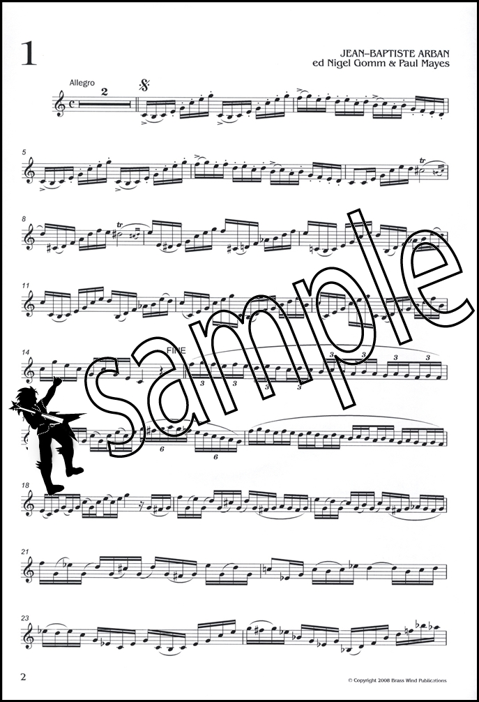 Arban's Complete Conservatory Method for Trumpet: Trumpet Book