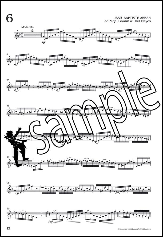 Arban Trumpet Book