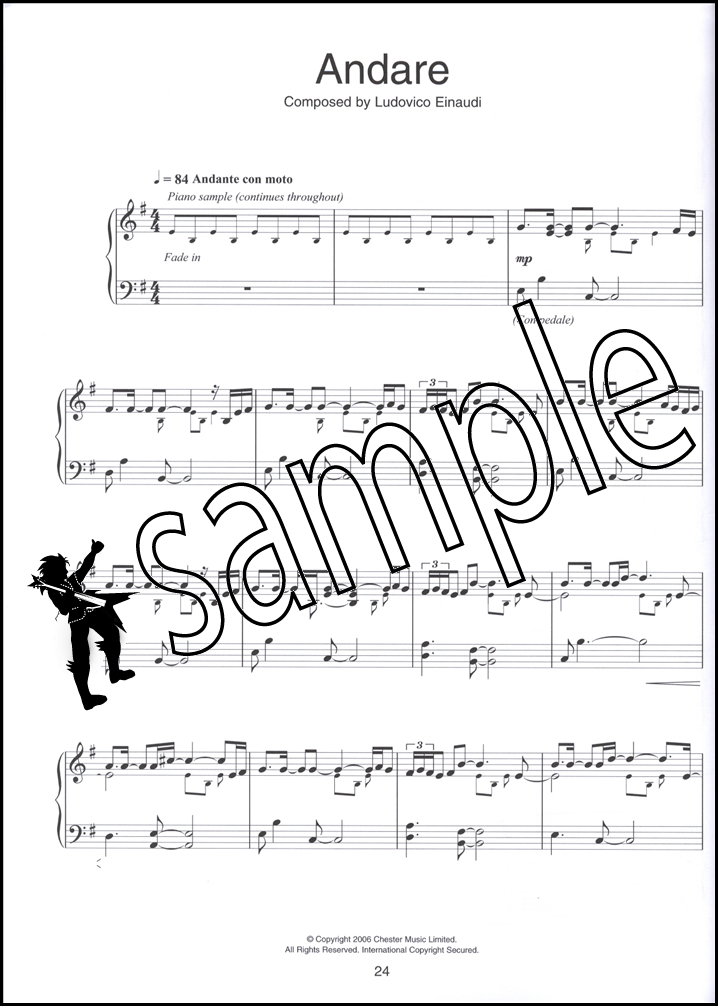ludovico einaudi divenire piano solo book 13