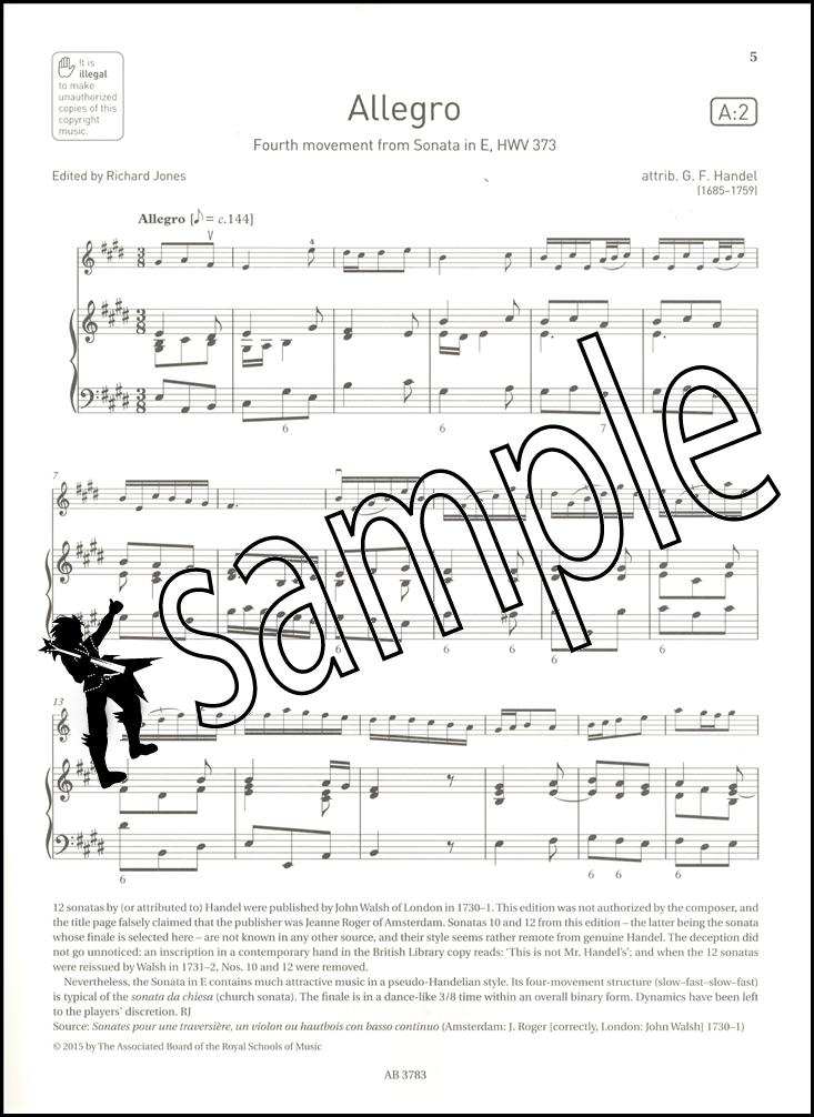 Violin Exam Pieces 20162019 Abrsm Grade 5 Score Part & 2cds Sheet Music Book  Ebay