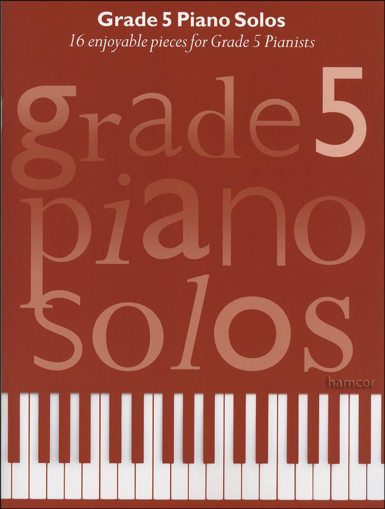 Grade 5 Piano Solos Sheet Music Book Chopin Einaudi Mozart | eBay