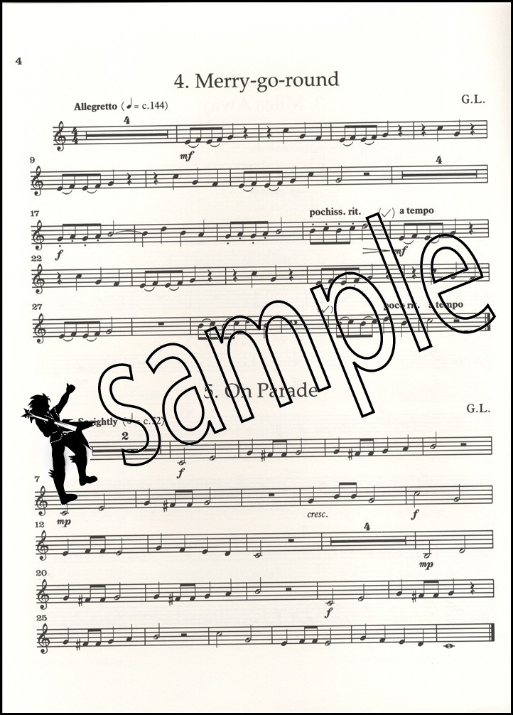 Learn trumpet notes online