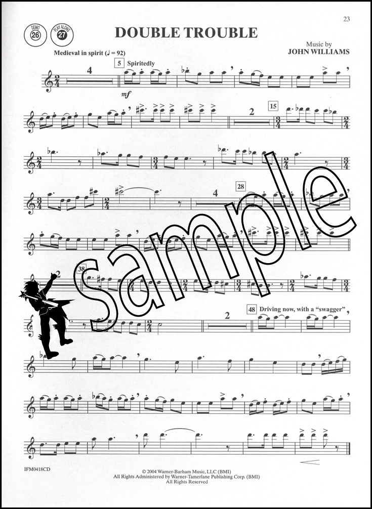 All Music Chords star wars sheet music : The Very Best of John Williams Flute Sheet Music Book/CD Harry ...