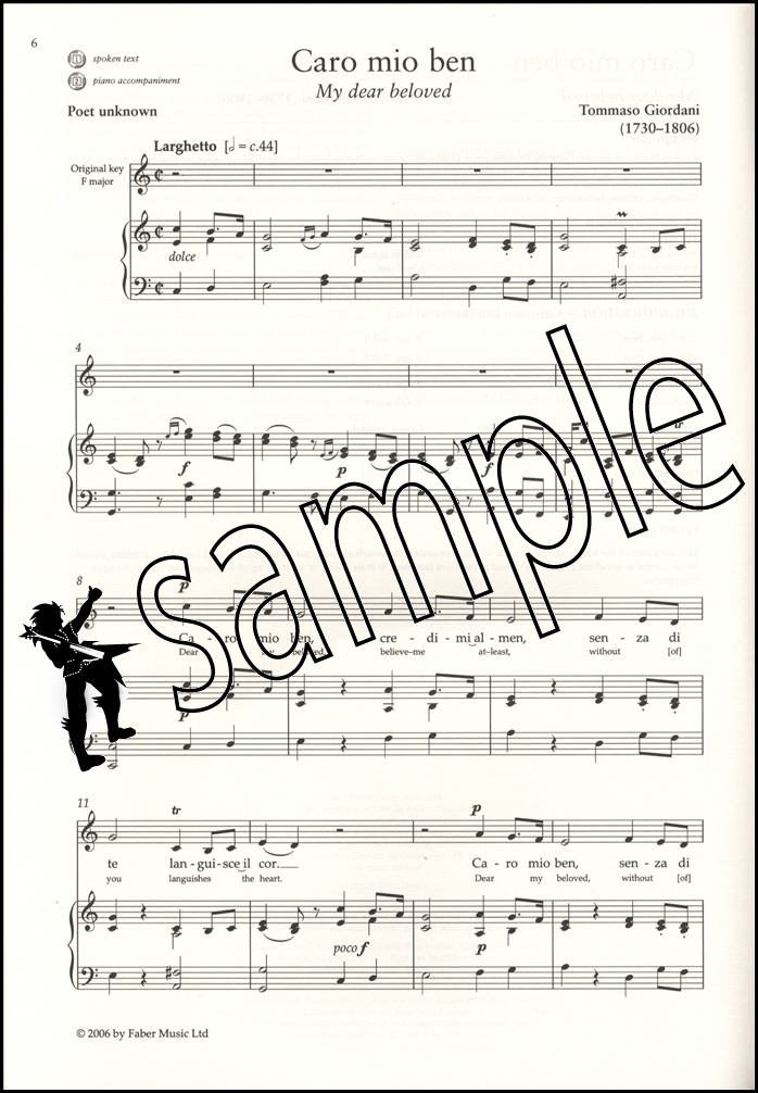 The Language of Song Elementary Low Voice Book/CD   Hamcor