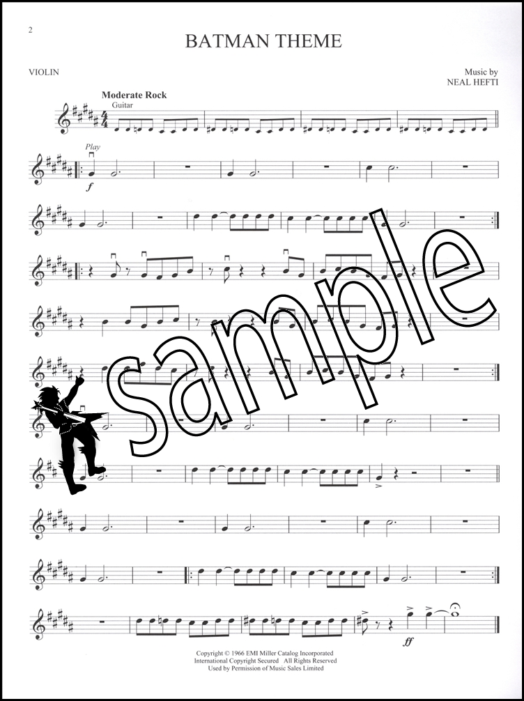 Great Movie Themes For Violin Instrumental Play Along Sheet Music Book Audio Ebay
