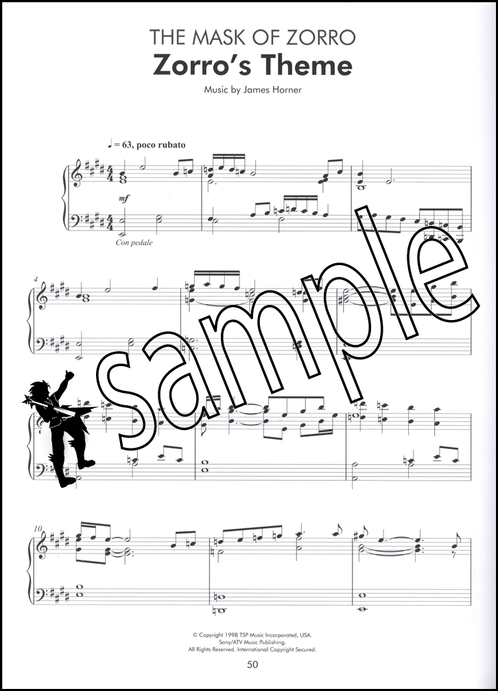 All Music Chords somewhere in time sheet music : The Ultimate James Horner Film Score Collection Piano Vocal Sheet ...