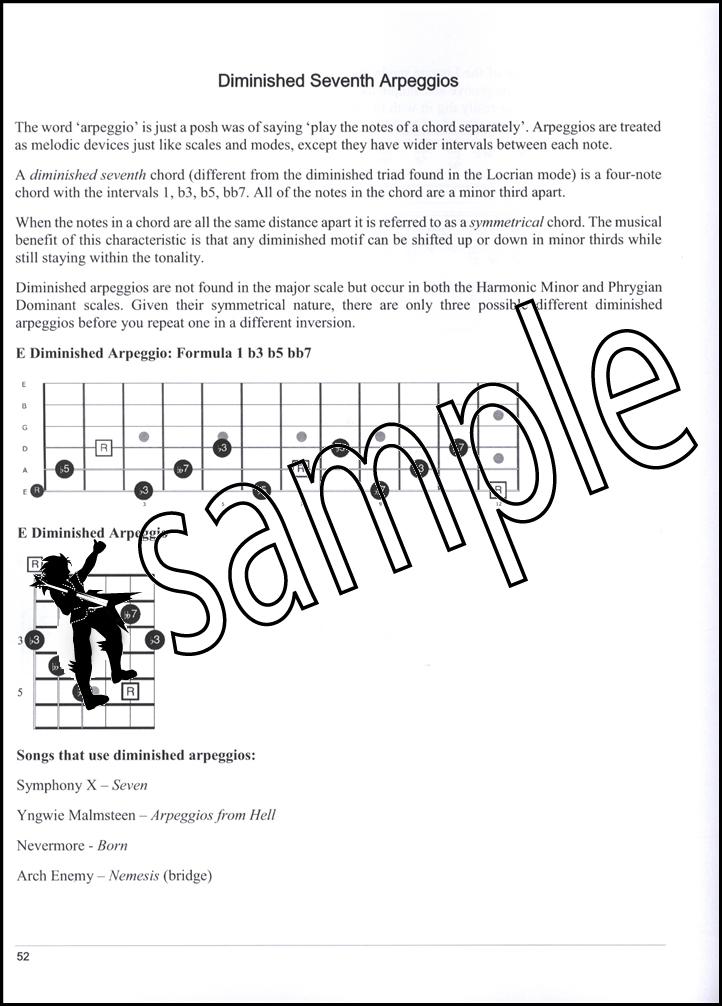 Heavy Metal Rhythm Guitar Book/Audio   Hamcor