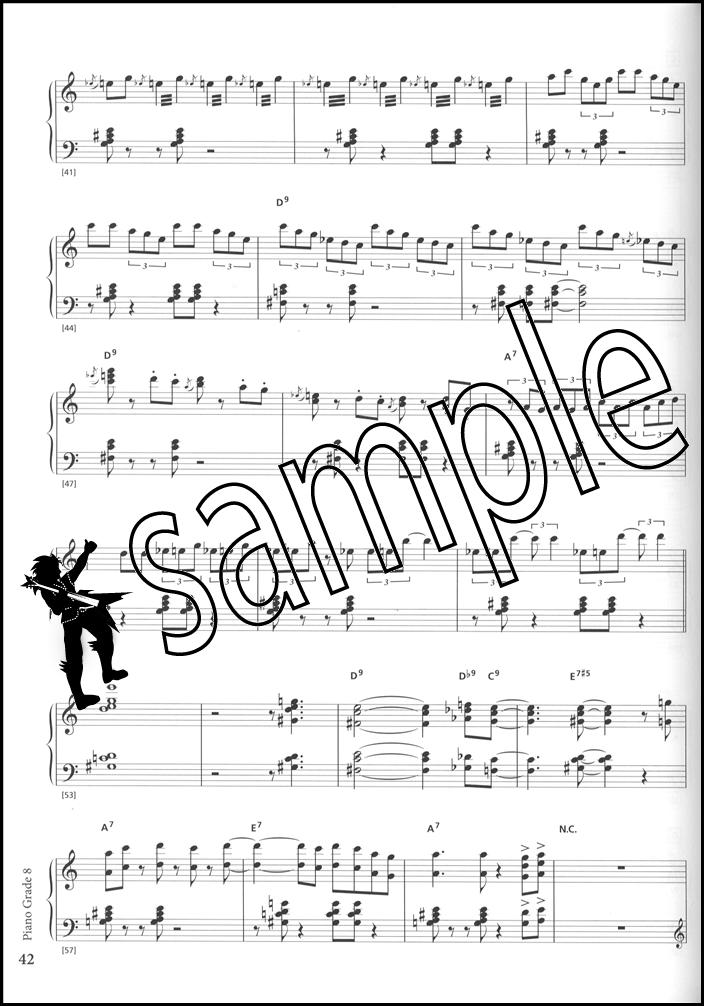 Rockschool Piano Grade 8 Exam Sheet Music Book/Audio Queen ...