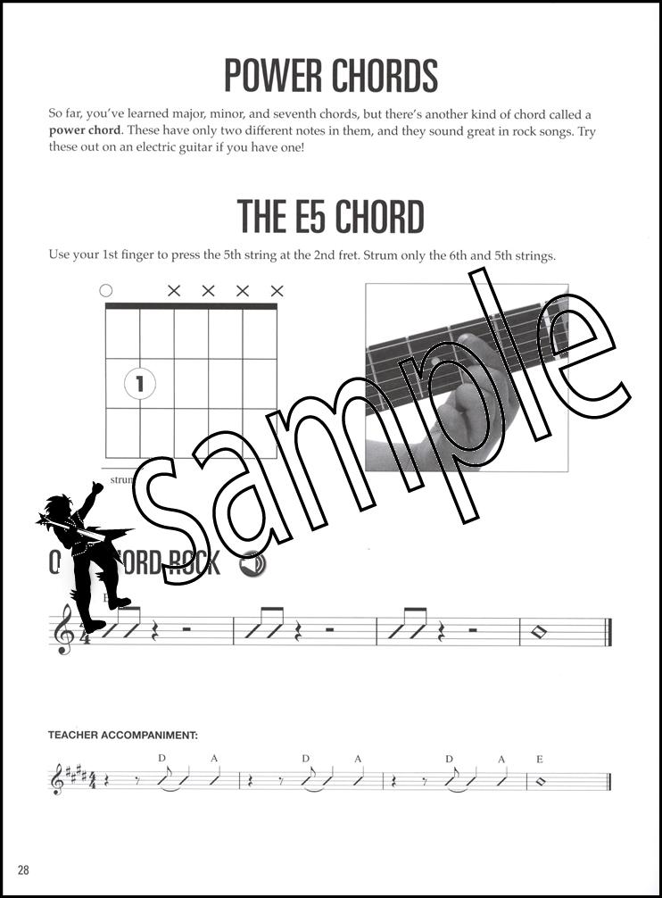 Hal Leonard Guitar for Kids Book 2 Book/Audio | Hamcor