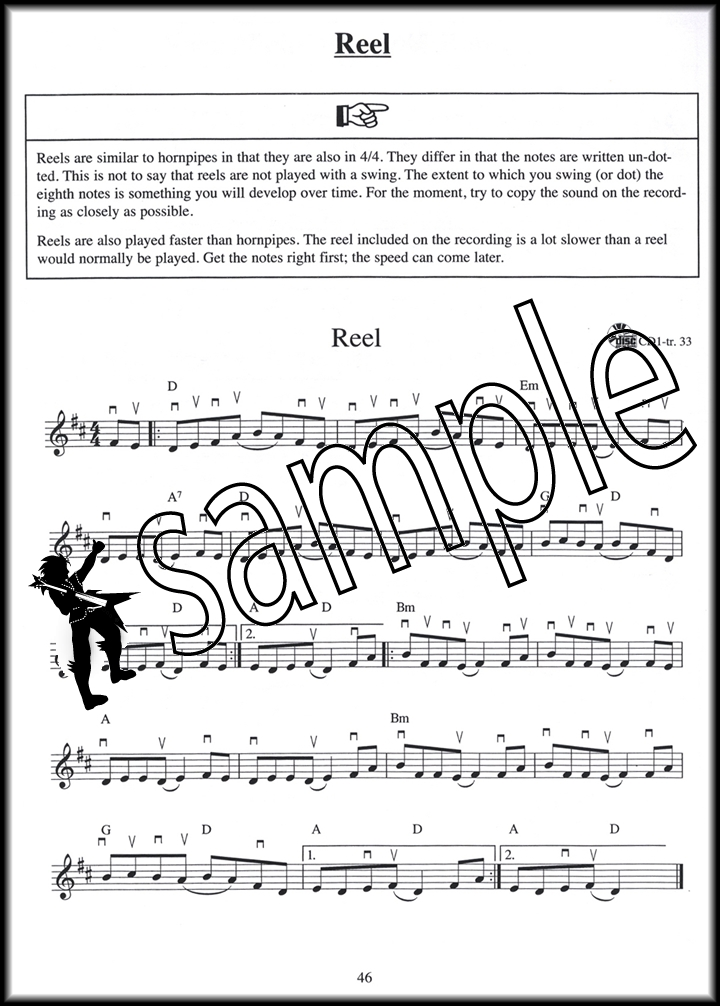 Learn How To Play Irish Fiddle Method Sheet Music Book/Audio ...