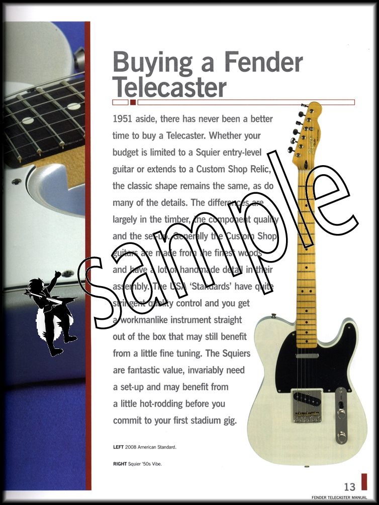 haynes fender telecaster manual softcover hamcor rh hamcor co uk fender telecaster manual book fender telecaster manual pdf