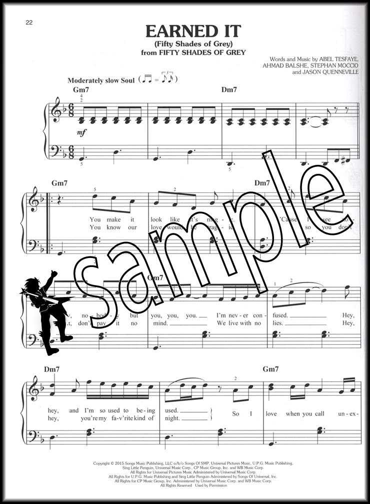 Piano easy piano sheet : Top Hits of 2015 Easy Piano | Hamcor