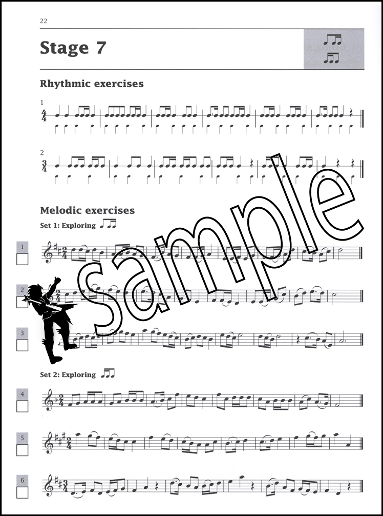 Violin free violin sheet music pop : Improve Your Sight-Reading Violin Grade 3 | Hamcor