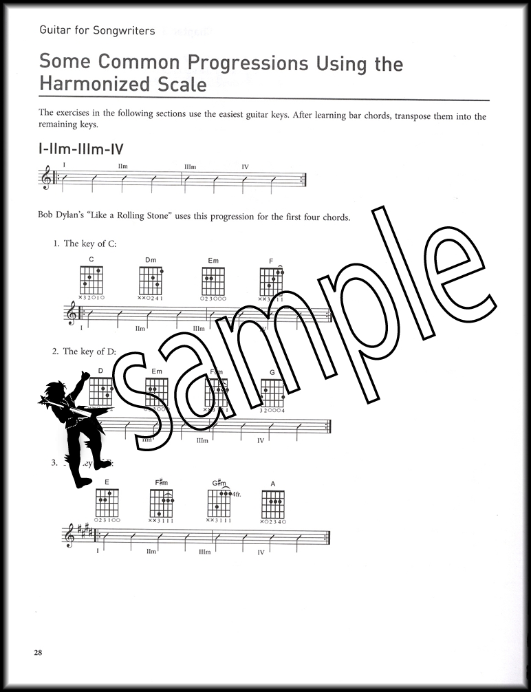 Guitar for Songwriters | Hamcor