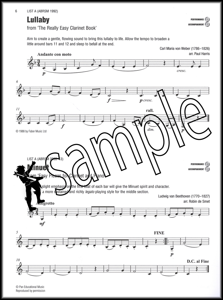 Learn The Clarinet Notes - YouTube