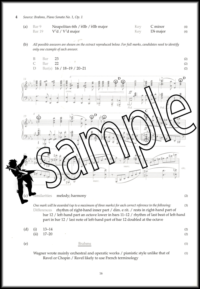 Image Result For Abrsm Music Theory Grade Past Papers Answers