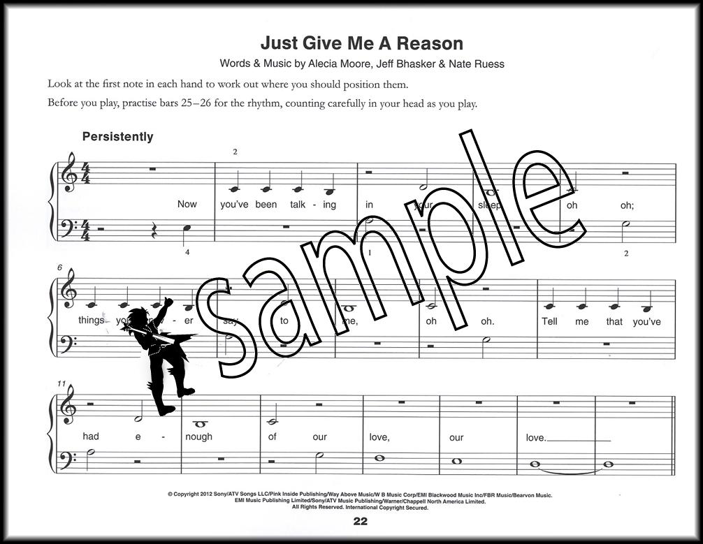 Piano piano bar songs sheet music : John Thompsons Easiest Piano Course Easiest Pop Songs Sheet Music ...