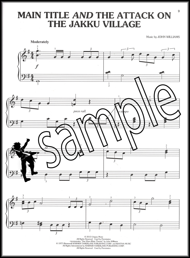 All Music Chords star wars sheet music : Star Wars The Force Awakens Easy Piano | Hamcor